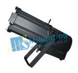Hot Sale Guangzhou Stage Lighting 200W COB White LED Profile Spot Ellipsoidal Zoom 12° -40°