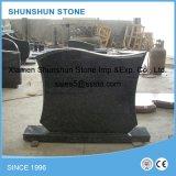 Wholesale Hungarian Style Black Granite Headstones