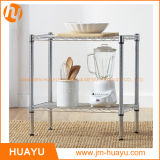 Square Shape Storage Rack with Two Layer