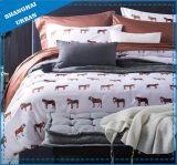 Ready Stock 300tc Cotton Printed Duvet Cover Bedding