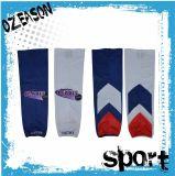 Wholesale Custom Sublimation Breathable Mesh Reversible Ice Hockey Socks (H019)