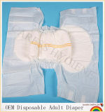 OEM Disposable Adult Diaper with Wetness Indicator