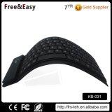 Waterproof Foldable Mini Silicone Wireless 3.0 Bluetooth Keyboard