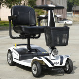 4 Wheel Electric Scooter 2 Seat Mobility with 12V/38ah*2 Motor