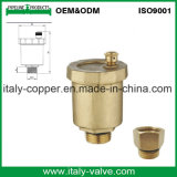 ISO9001 Certified Brass Forged Air Vent Ball Valve (IC-1051)