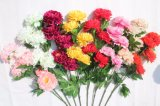 Vivid Silk Artificial Peony Flowers Fake Flowers for Home Wedding Decoration