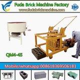 Qm4-45 Diesel Block Making Machine Mobile Brick Machine