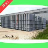 Sewer Plant Treated Wastewater Sewage Treatment Tank