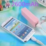 Perfume Smell Mobile Charger 2600mAh Mini Power Bank