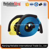 Multicolor Automotive Double Ply Polyester Recovery Strap