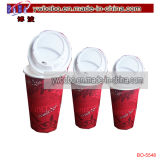 Party Product Disposable Paper Coffeetea Cups Coffee Mug Yiwu Market (BO-5548)