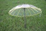 High Quality Promotional Transparent Dome Umbrella Outdoor