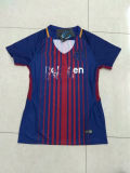 17/18 Red and Blue Women Jersey