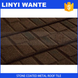 Colorful Stone Coated Metal Roof Tile as Building Material