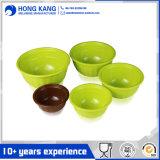 Custom Design Unicolor Melamine Plastic Sala Bowl