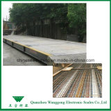 Digital Concrete Deck Weighbridge with Minimum Maintenance