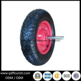 Trolley Rubber Wheel 16 Inch 4.00-8 for Wagon Cart