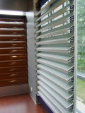 Alumium Fixed and Casement Louvres Windows