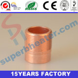 Specialized Copper Connector, Brass Fittings, Brass Accessories for Heating Element