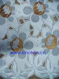 100% Cotton Korea Voile Lace Fabric for Lady for Wedding.