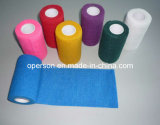 Nonwoven or Cotton Cohesive Bandage