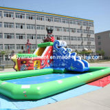 Small Inflatables Toys Water Park for Amusement Park