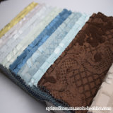 Jacquard Polyester Velour Sofa Fabric for Upholstery Use