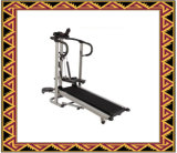 Home Used 6 in 1 Flat Walker, Manual Treadmill
