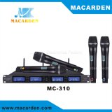 Professional UHF Multi-Channel Wireless Microphone (MC-310)