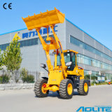 Multi-Fuctional Wheel Loader with Loader Attachments
