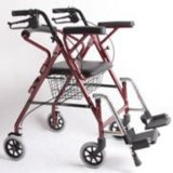 Aluminum Rollators Double Types