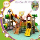 Outdoor Kids Plastic Tube Open Slide Price Kids Play Set