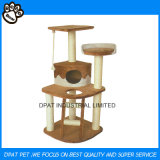 Factory Wholesale Pet Product Cheap Cat Tree Condo