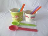Plastic Spoon, Ice Cream Spoon, Dessert Spoon