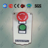 IP 65 Button Box with Two Button