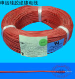 Awm 3132 Silicone Rubber Heat Resistant Wire
