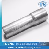 Aluminium OEM Sheet Metal Tube Fabrication Customized by CNC Spinning, Deep Drawing
