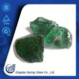 Green Glass Stones