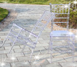 Prexiglass Clear Resin Chiavari Chair for Event