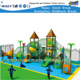 Pipeline Series Outdoor Play Playground Sets with Slide Hf-18401