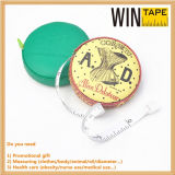 60inch/150cm Mini Leather Advertised Gift Measuring Tape Factory with OEM Service