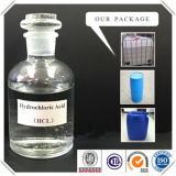 (Factory) Water Treatment Use of Hydrochloric Acid