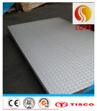 Hot Selling Embossed Stainless Steel Plate 304