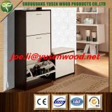 Modern Design Customized Wooden Shoe Cabinet