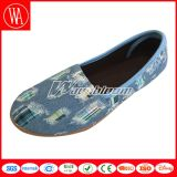 Hot Sale Fashion Slip-on Women Canvas Casual Shoes