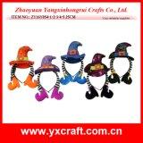 Halloween Decoration (ZY16Y054-1-2-3-4-5 25CM) Halloween Witch Party Headband