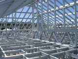 Galvanized Steel Structure Frame