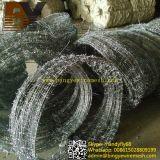 Razor Iron Wire Concertina Wire Barbed Wire