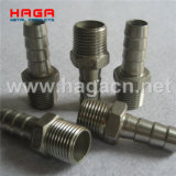 Stainless Steel Hose Nipple Pipe Fitting