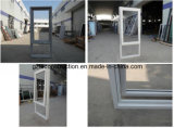 Australia Standard Aluminum Awning Window with AS/NZS2208 Glass